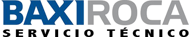 Logo servicio oficial Baxi