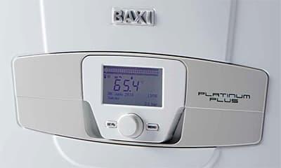Frontal caldera de gas Baxi