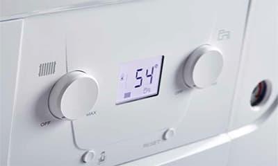 Frontal calentador Baxi